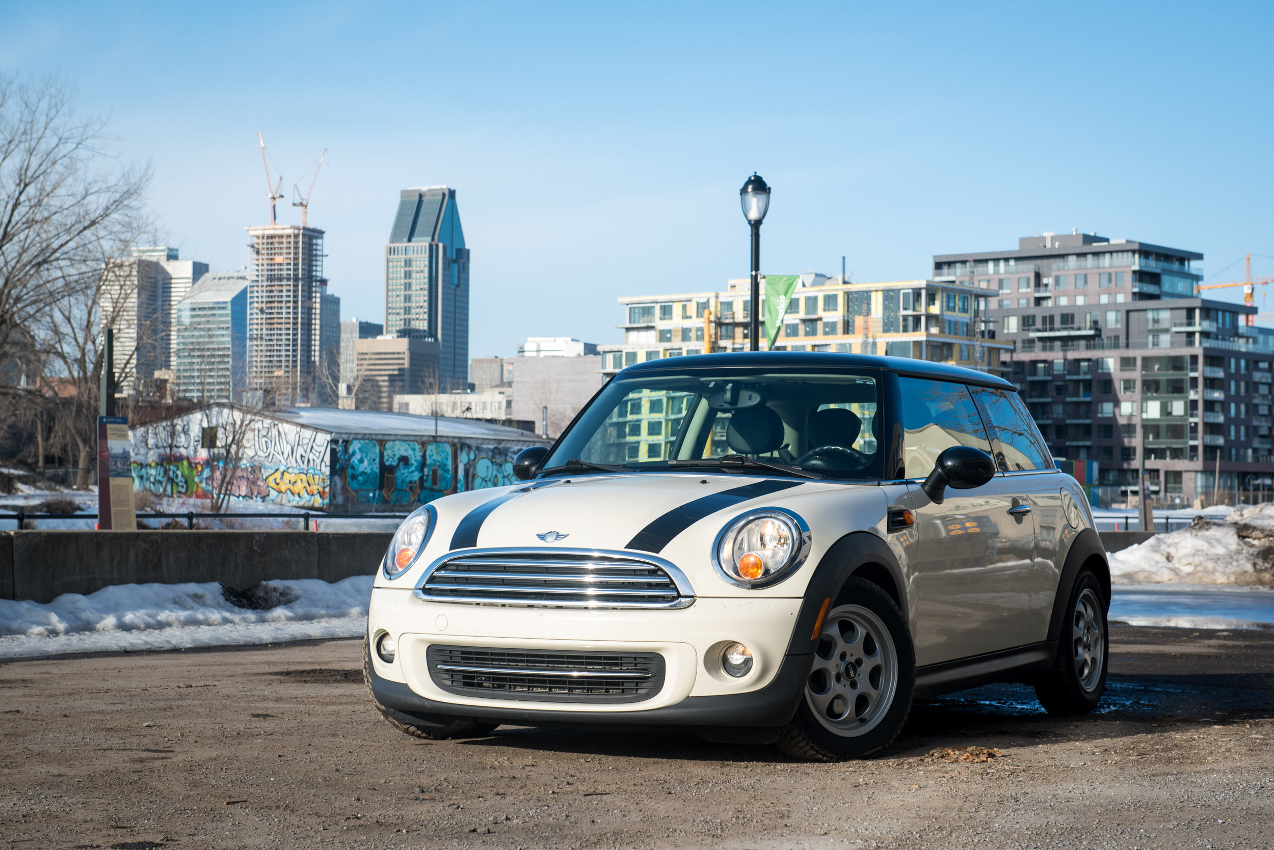 mini cooper 2012 knightbridge